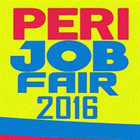 peri Job fair 2016